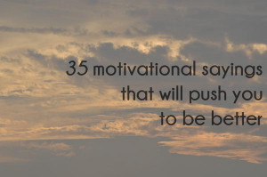 Inspirational Quotes for Difficult Situations