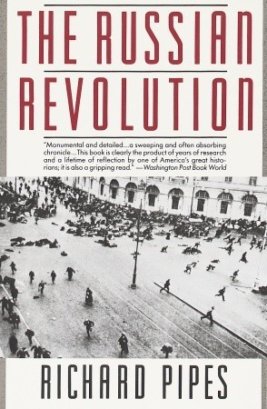 "Start by marking ""The Russian Revolution"" as Want to Read:"