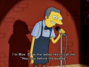 Moe Szyslak #1: