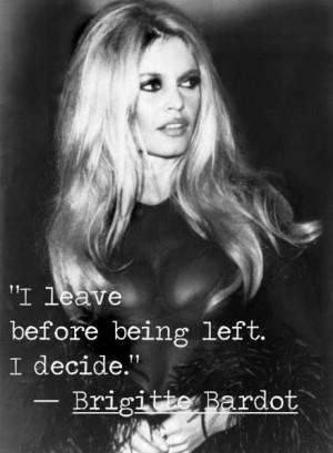 Brigitte Bardot ~