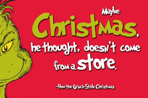 the grinch book quotes