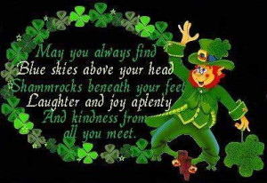 St Patricks Day graphics @ cuddlycomments.com