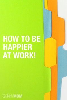 ... work week off right with these simple tips that will brighten your day