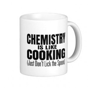 Funny Chemistry Teacher Quote Coffee Mugs