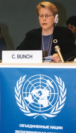 Charlotte Bunch