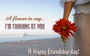 this 77th friendship day i wish you happy friendship day