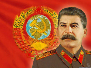 ... , has recently sought to compare Joseph Stalin with Oliver Cromwell