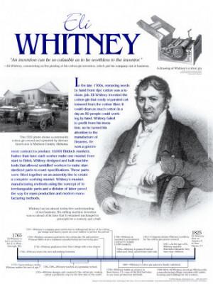 Eli Whitney, Jr.