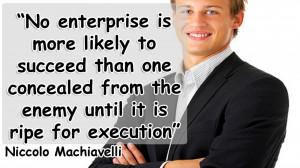 Machiavelli Quotes HD Wallpaper 3