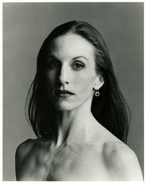 Wendy Whelan Photograph : David Michalek