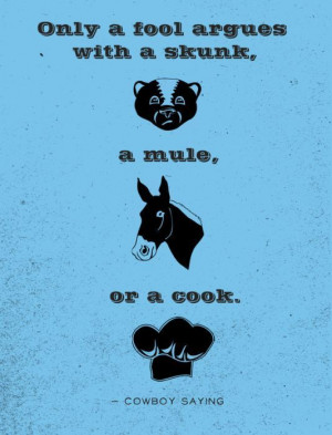 Funny: Food quotes