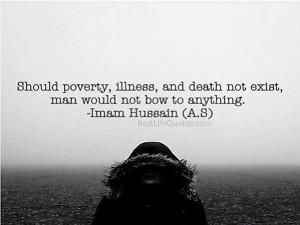 ... imam hussain quotes english home hazrat imam hussain quotes should