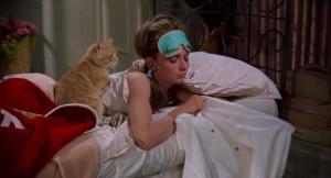 Breakfast at Tiffany's Cat