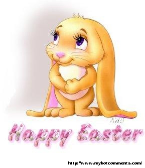 Have a blessed Easter everyone