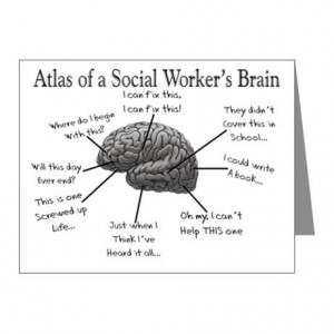 social work brain - OMG. So this is what has happened to my brain in ...