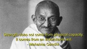 Women Empowerment Quotes By Indira Gandhi Mahatma gandhi... women