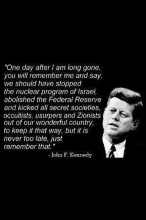 John Kennedy Jfk Quotes