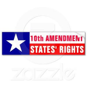 10th Tenth Amendment