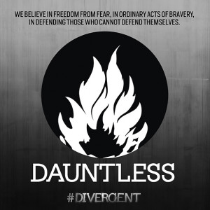 Check out the 'Divergent' Dauntless symbol -- EXCLUSIVE