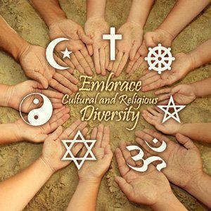 Neopagan religious faiths :