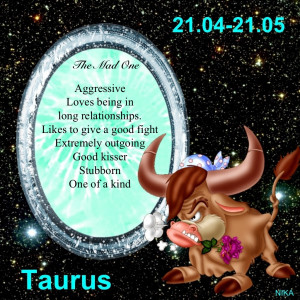 Funny Star Signs - Taurus