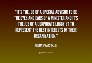 quotes by thomas j watson jr