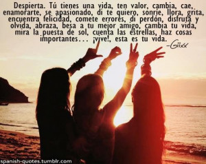 Quotes about life in spanish (27)
