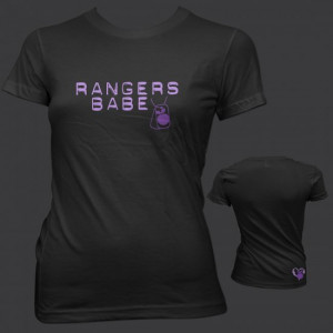 There will be an 's on Ranger's