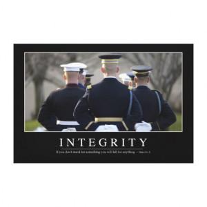 Integrity Inspirational...