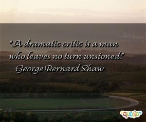 Dramatic Quotes