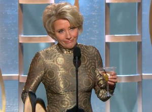 Emma Thompson: Best Awards Season Quotes and Moments