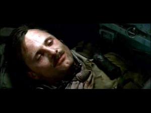 Viggo Mortensen as Master Chief in GI Jane