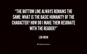Len Wein