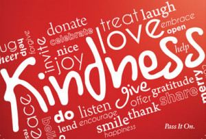 Courtesy of the Random Acts of Kindness Foundation