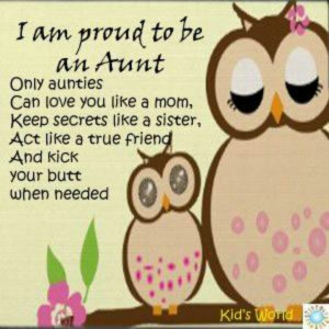 , but I love my nephews and neices! Cant Wait, Be An Aunts, Quotes ...