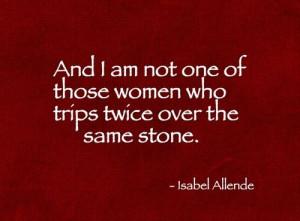 Isabel Allende!