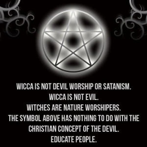 There seems to be a bit confusion lately on whether Paganism or Wicca ...
