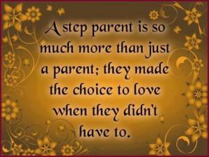 Step Parent Quotes A step parent
