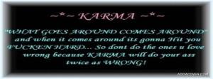 KARMA Facebook Covers