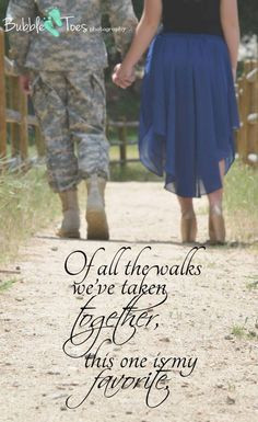 This quote would be too cute on a picture of a couple walking down the ...