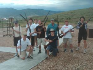 trap shooting range