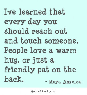 angelou inspirational quotes about friendship maya angelou maya ...
