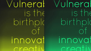 Brené Brown's striking words | Quote