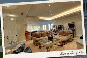 Pro Football Hall of Fame wide receiver Jerry Rice is selling his ...