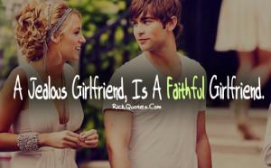 Girl Quotes | Jealous Girlfriend Girl Quotes | Jealous Girlfriend