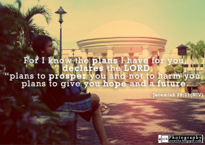 Bible Quotes Jeremiah 29:11