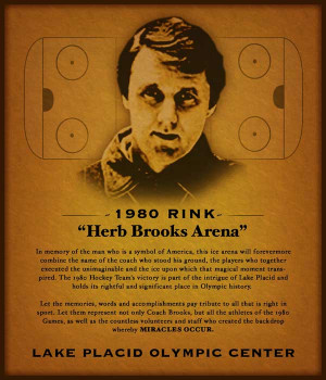 ... Seat Quotes of the Day – Sunday, February 16, 2014 – Herb Brooks