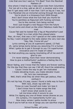 Eminem Rap God Quotes Eminem. rap god.