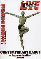Live At The Broadway Dance Center: Contemporary Dance & Improvisation ...
