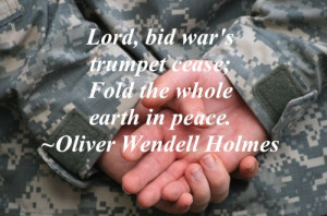 Quotes for our Brave Men & Women on Veteran's Day